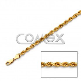 035 Solid Rope Diamond Cut (5.0mm)